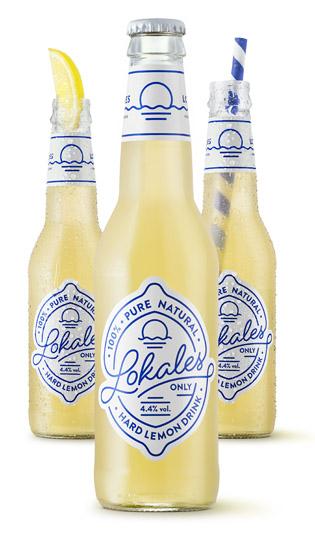Lokales - Hard Lemon Drink